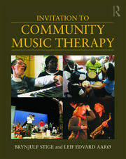 Invitation to Community Music Therapy - 1st Edition book cover
