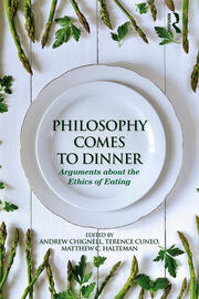 Philosophy Comes to Dinner - 1st Edition book cover