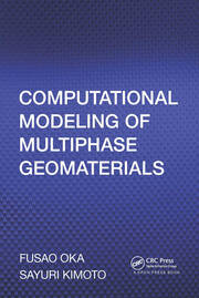 Computational Modeling of Multiphase Geomaterials