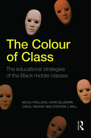 The Colour of Class - 1st Edition book cover