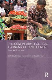 The Comparative Political Economy of Development - 1st Edition book cover