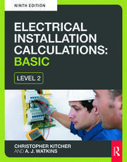 Electrical Installation Calculations - 9th Edition book cover