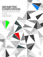 Geometric Computation: Foundations for Design - 1st Edition book cover