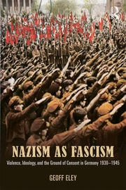 Nazism as Fascism - 1st Edition book cover