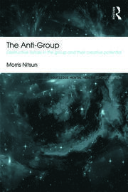 The Anti-Group - 1st Edition book cover