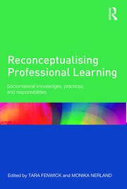 Reconceptualising Professional Learning - 1st Edition book cover