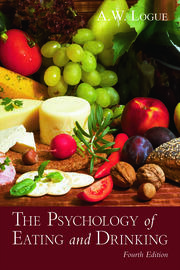 The Psychology of Eating and Drinking - 4th Edition book cover