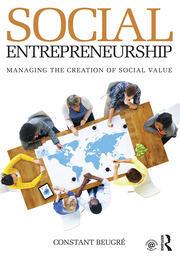 Social Entrepreneurship - 1st Edition book cover
