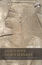 God's Wife, God's Servant - 1st Edition book cover