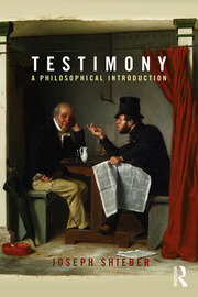 Testimony - 1st Edition book cover