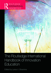 The Routledge International Handbook of Innovation Education - 1st Edition book cover