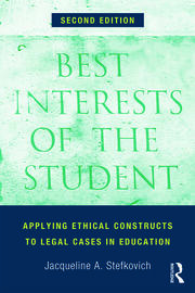 Best Interests of the Student - 2nd Edition book cover