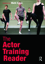 The Actor Training Reader - 1st Edition book cover