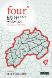 Four Degrees of Global Warming - 1st Edition book cover