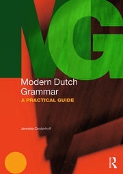Modern Dutch Grammar - 1st Edition book cover