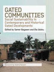 Gated Communities - 1st Edition book cover