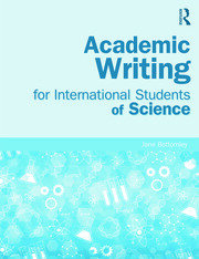 Academic Writing for International Students of Science - 1st Edition book cover