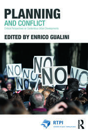 Planning and Conflict - 1st Edition book cover