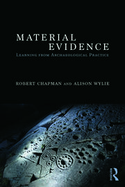 Material Evidence - 1st Edition book cover