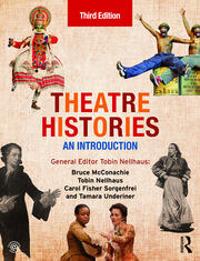 Theatre Histories - 3rd Edition book cover