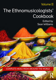 The Ethnomusicologists' Cookbook, Volume II - 1st Edition book cover
