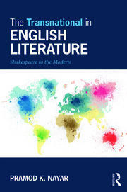 The Transnational in English Literature - 1st Edition book cover