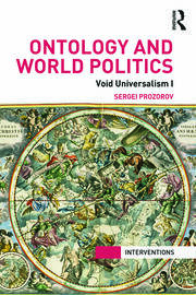Ontology and World Politics - 1st Edition book cover