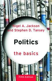 Politics: The Basics - 5th Edition book cover