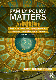 Family Policy Matters - 3rd Edition book cover