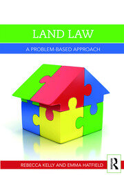 Land Law - 1st Edition book cover