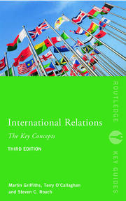 International Relations: The Key Concepts - 3rd Edition book cover
