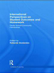 International Perspectives on Student Outcomes and Homework - 1st Edition book cover