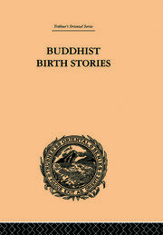 Buddhist Birth Stories - 1st Edition book cover
