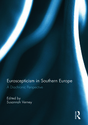 Euroscepticism in Southern Europe - 1st Edition book cover