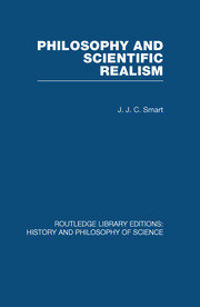 Philosophy and Scientific Realism - 1st Edition book cover