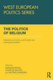 The Politics of Belgium - 1st Edition book cover