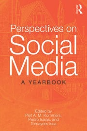 Perspectives on Social Media - 1st Edition book cover