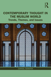 Contemporary Thought in the Muslim World - 1st Edition book cover