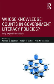 Whose Knowledge Counts in Government Literacy Policies? - 1st Edition book cover