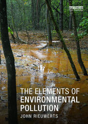 The Elements of Environmental Pollution - 1st Edition book cover