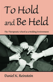 To Hold and Be Held - 1st Edition book cover