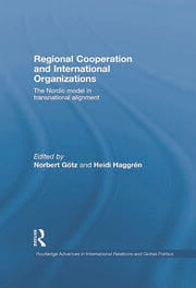Regional Cooperation and International Organizations - 1st Edition book cover
