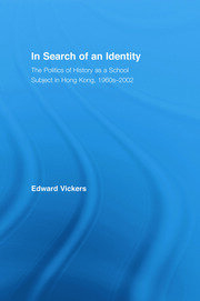 In Search of an Identity - 1st Edition book cover