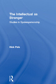 The Intellectual as Stranger - 1st Edition book cover