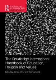 The Routledge International Handbook of Education, Religion and Values - 1st Edition book cover