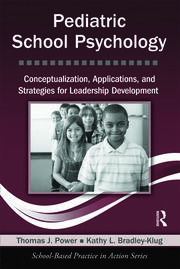 Pediatric School Psychology - 1st Edition book cover