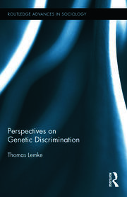 Perspectives on Genetic Discrimination - 1st Edition book cover
