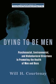 Dying to be Men - 1st Edition book cover