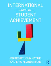 International Guide to Student Achievement - 1st Edition book cover