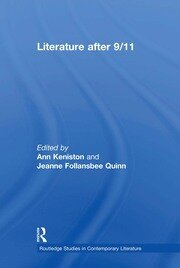 Literature after 9/11 - 1st Edition book cover